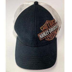 Harley-Davidson Back Hat